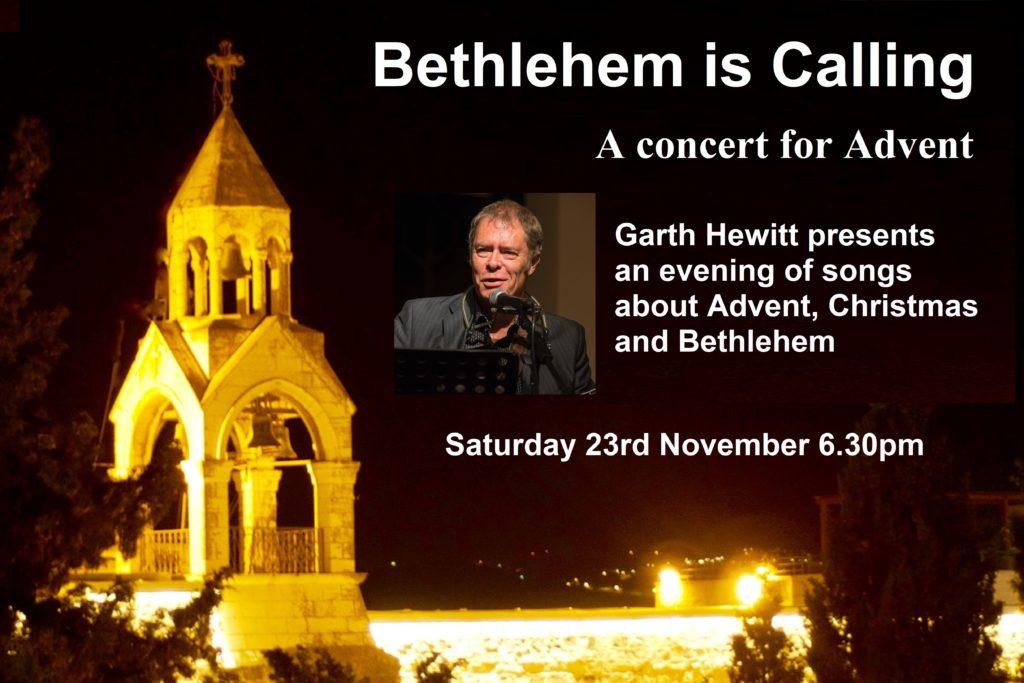 Bethlehem is Calling