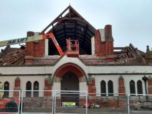 2019-10 Demolition
