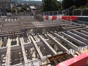 2021-07 First Floor Preparations