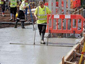 2021-08 Concrete Smoothing